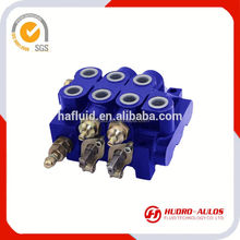 2549Z Hydraulic sectional directional control valve DCV100 series Apply to forklift and environment vehicle