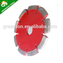 "4.5"" 115mm tuck pointing diamond saw blade for reinforced concrete cutting"
