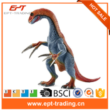 Plastic wild animal model pvc figurine dinosaur toy for sale