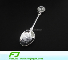 promotional custom design metal spoon