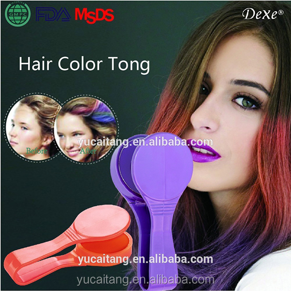 new design hair chalkdistributors wanted beauty product temporary hair color dyetaobao Christmas gift