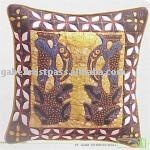 BATIK MOTIVE PILLOW
