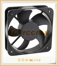 shenzhen factory supply dc axail flow cooling mini fan widely used for led light