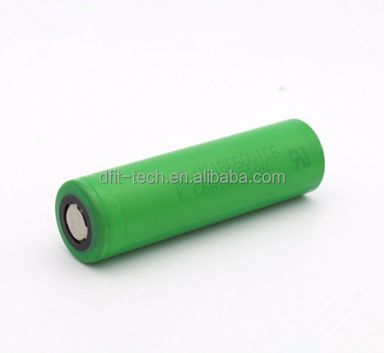 china suppliers VTC6 18650 battery 3000mah 3.7v rechargeable battery us18650vtc6 e cig battery