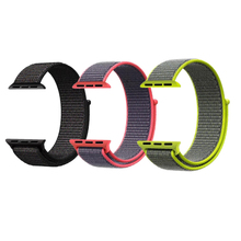 Watchstrap 42mm 38mm sport watch strap nylon wrist watch band for apple watch