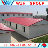 Best selling product Modern design fast assembly steel frame low cost china prefabricated houses from china supplier