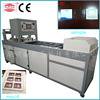 New Continuous Blister packing press cutting packing sealing machine with the robot hand
