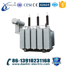 Chinese 35kv 10mva three phase oil power transformer