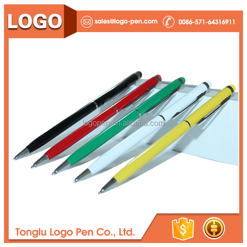 multi function drive promotional stylus pen for kids
