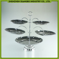 Stainless steel serving Tray use in bar club restaurant hotel tray