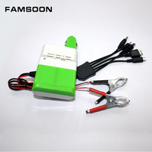 Manufacturers 12V1A DC car emergency start power on-board charger
