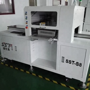 40000 CPH Real Speed SMT Pick And Place Machine