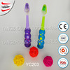 2015 best selling unique children toothbrush