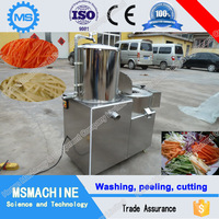 Potato cutting machine industrial potato cutter