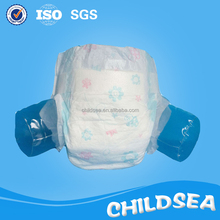private label baby diaper manufacturers in china/ high quality cloth-like diaper factory