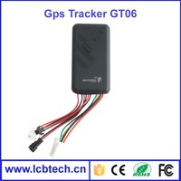 Cheap Car GPS tracker GT06 vehicle tracking device support SOS alarm and burglar alarm