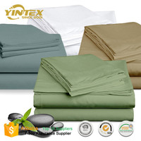 Silky Soft Bamboo Bedding Set Luxury King/Queen Custom Size Bed Sheet Set