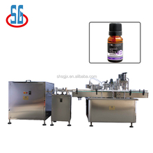 SGGX plastic bottle filling capping machine.liquid fill and sealing machine. liquid filling machine