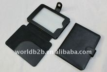 pouch case for kindle touch, for kindle touch leather case