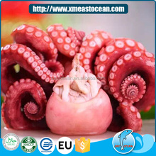 Hot selling healthy Japanese food material frozen boiled octopus for sale