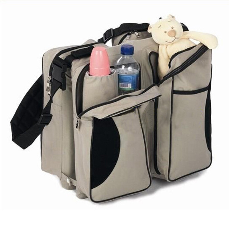 Multifunction outing travel <strong>baby</strong> unfold waterproof <strong>baby</strong> sleeping bed Large storage <strong>baby</strong> carrycot bag Nursery Bag