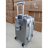 Trolley Hardshell ABS+PC Trolley Case trolley luggage with cup holder