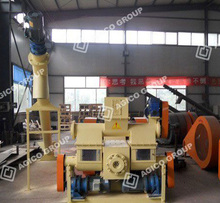 wood briquette machine to make wood briquettes
