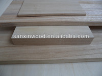 FSC paulownia raw wood timer paulownia laminated board with high quality & best price