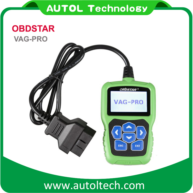 Original OBDSTAR VAG-PRO Auto Key Programmer No Need Pin Code Support New Models and Odometer VAG Key Programmer