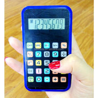 Touch screen calculator, iPhone style calculator/ HLD-118