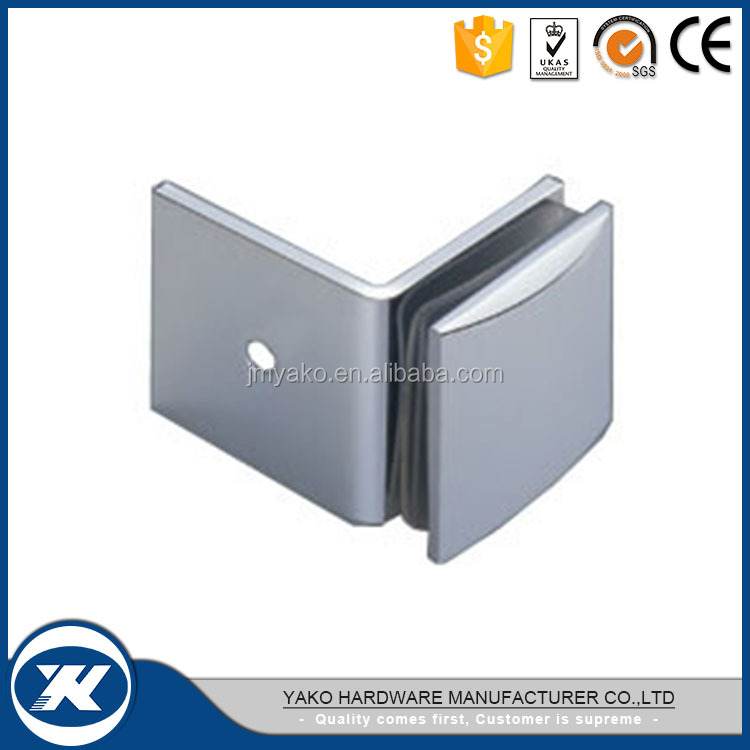Brand new bathroom glass clamp with CE certificate
