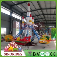 Amusement fairground rides self control plane airplane ride for sale