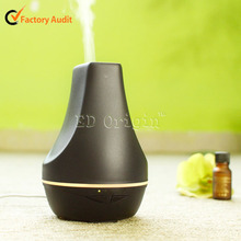 Home appliances for bedroom oil lighter ultrasonic humidifier wood