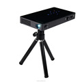 Luxcine C9S tablet mobile phone projector android beamer Built-in WIFI, Bluetooth, 4500mAH Battery. HDMI, USB, SD Card