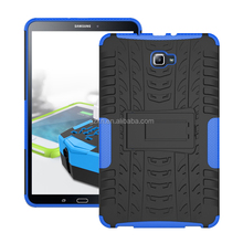 Anti-skid shockproof tablet case for Samsung Galaxy Tab A 10.1inch T580 drop resistant cover