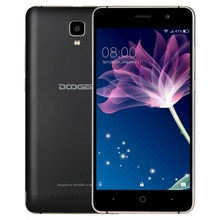 Lowest Price Smart Phone DOOGEE X10, 512MB+8GB Android Phone 5.0 inch Android 6.0 MTK6570 Dual Core up to 1.3GHz