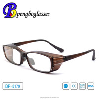 Fashionable UV400 scratch resistance safety glasses in China