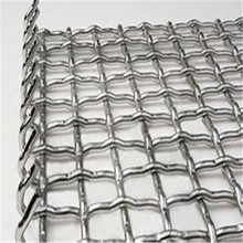 stainless steel crimped wire mesh crimped wire mesh fence