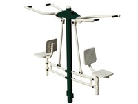 hot sale outdoor pull down equipment gym trainer fitness