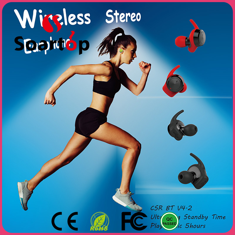 india hot good price wireless earphone