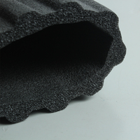 Construction Carpet Usage Polymer Underlay Fixing