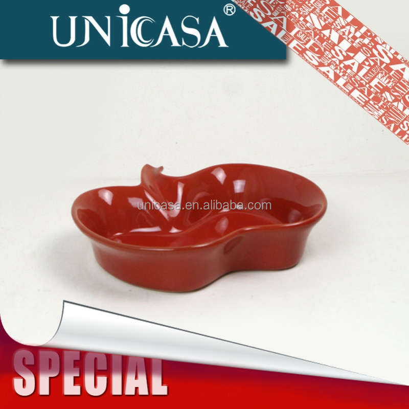 UNICASA Custom different shape lovely glazed cake baking pan