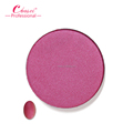 Professional customized shimmer single color eyeshadow powder