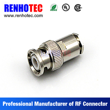TV Female to BNC Male Connector