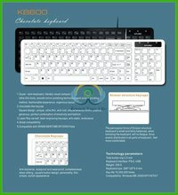 SKM-19 2.4G wireless chocolate keyboard