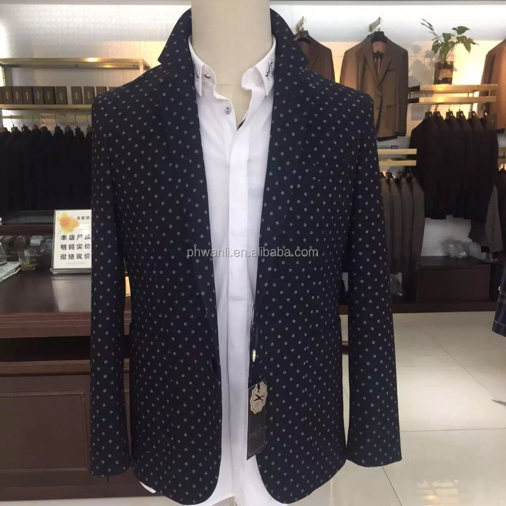 man jacket blazer tailored elegant fashion blazer men slim half canvas casual suit blazer