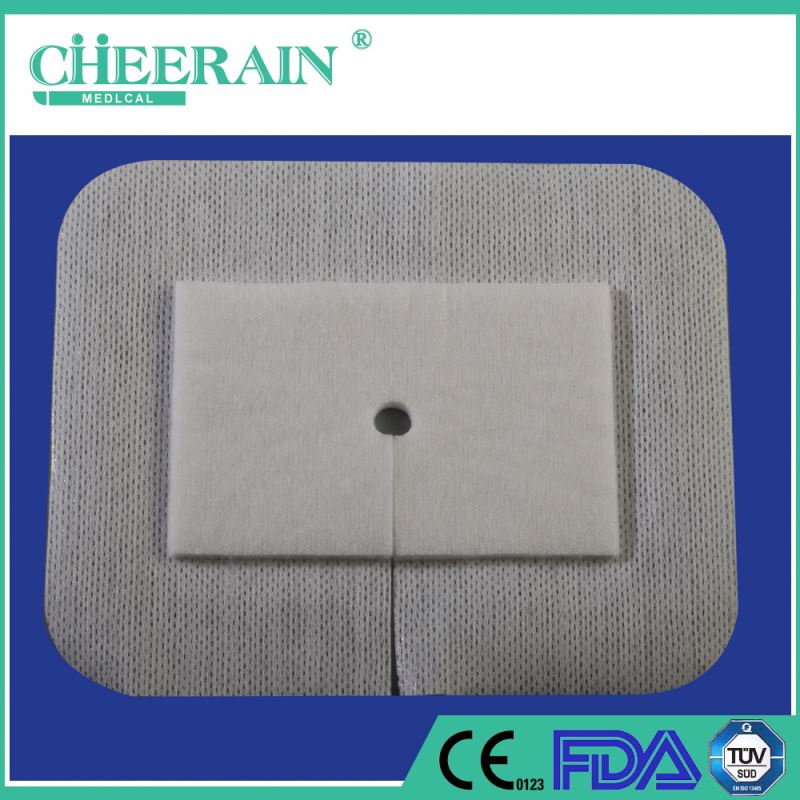 Non-Woven Types Of Sterile Wound Dressing Pack