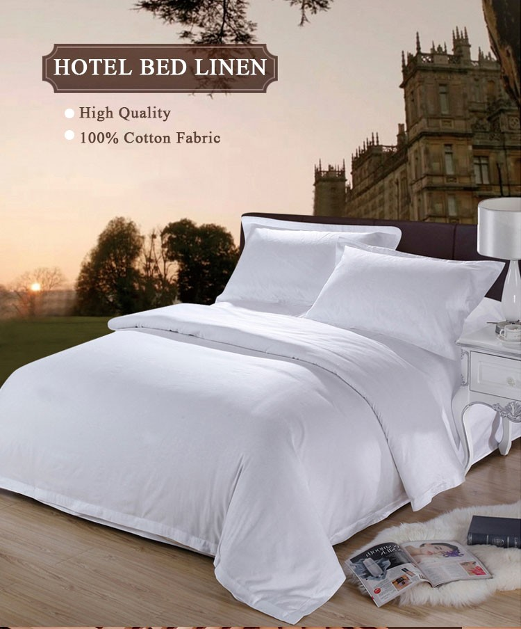 high top selling cheap 100 cotton used hotel bedding buy