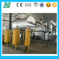 Industrial Waste Engine Oil Recycling Machine To Diesel