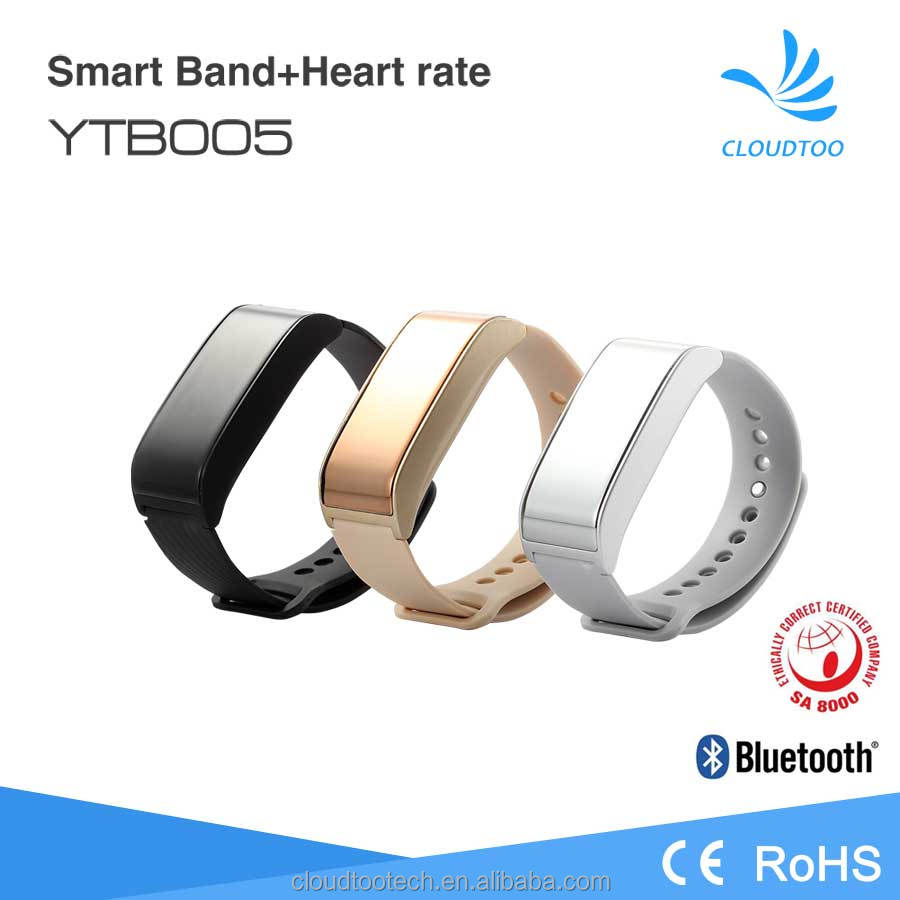 Low price OEM china mobile phone Bluetooth 4.0 android bluetooth bracelet smart watch